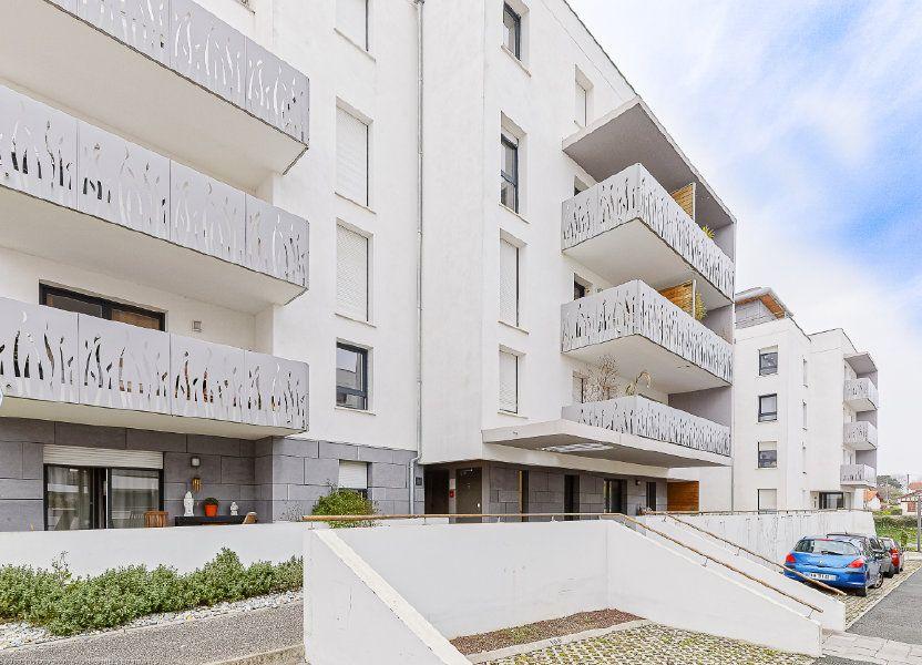 Appartement à vendre 43m2 à Anglet