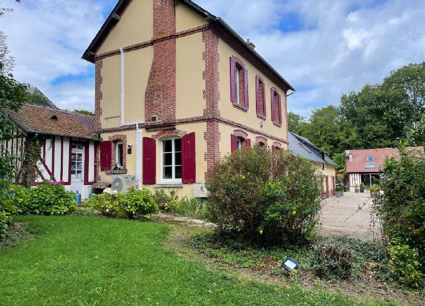 Maison à vendre 313m2 à Gonneville-sur-Mer