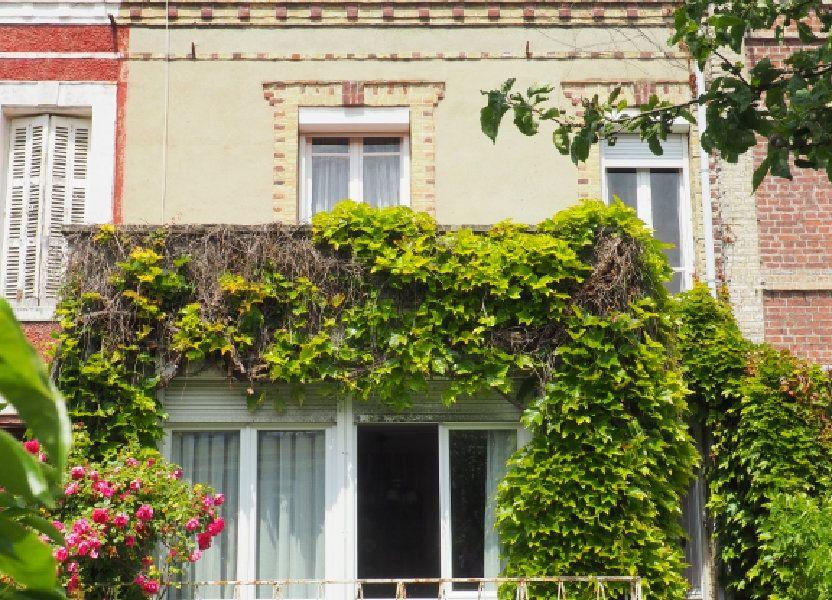 Maison à vendre 98m2 à Montivilliers