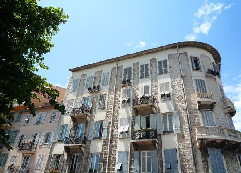 Appartement à vendre 36.97m2 à Nice