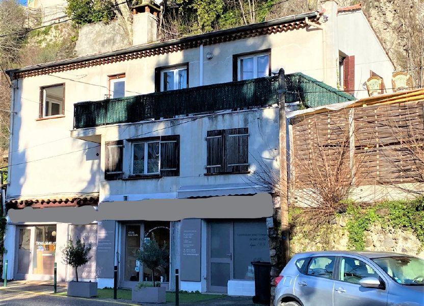Immeuble à vendre 230m2 à Villeneuve-Loubet