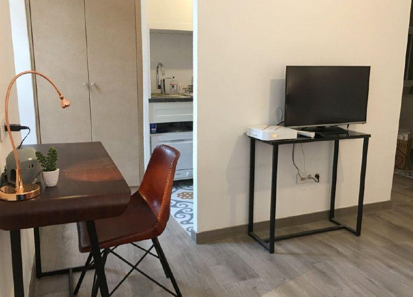 Appartement à louer 21.65m2 à Vence