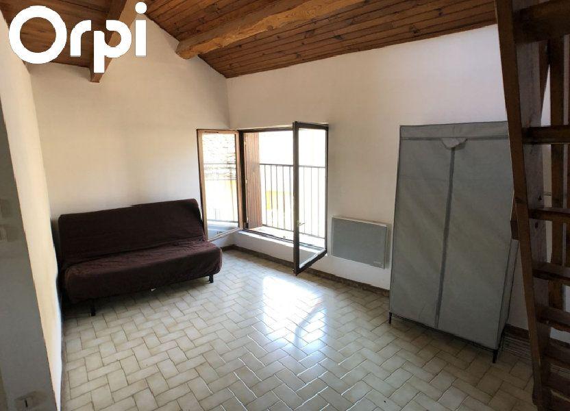 Appartement à louer 19m2 à Marvejols