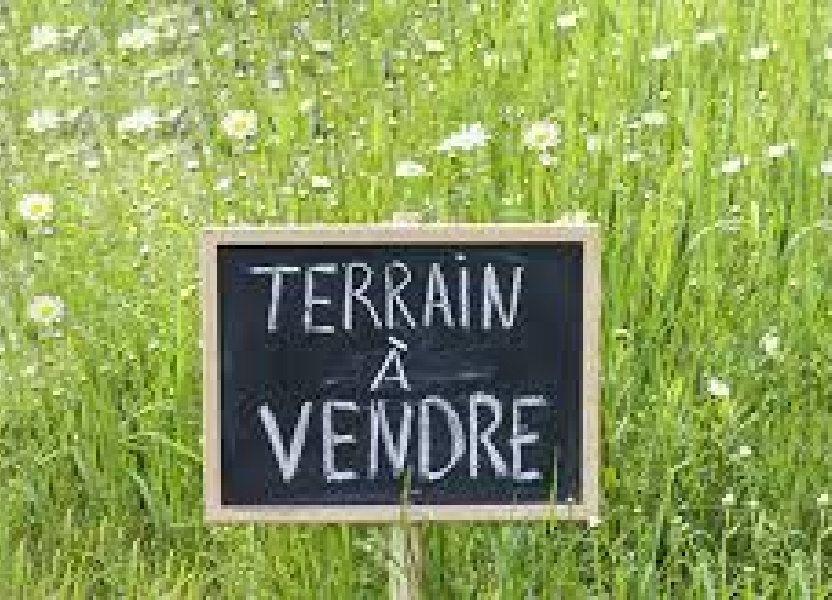 Terrain à vendre 563m2 à Pontonx-sur-l'Adour