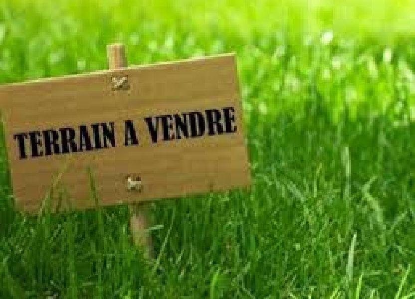 Terrain à vendre 525m2 à Pontonx-sur-l'Adour