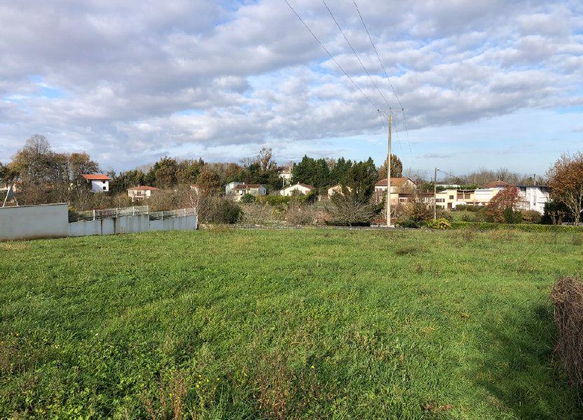 Terrain à vendre 1509m2 à Montfort-en-Chalosse