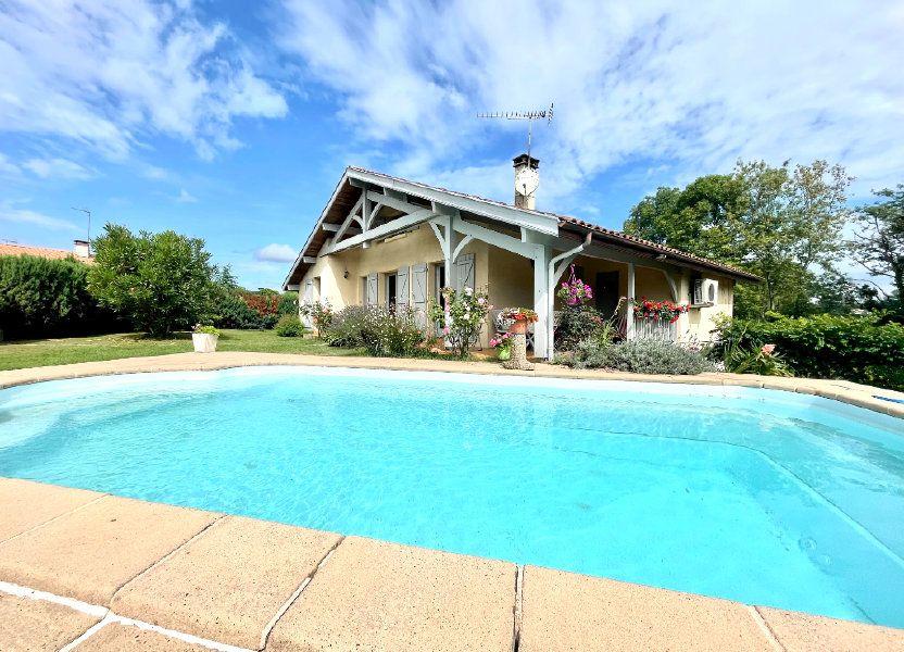 Maison à vendre 115m2 à Pontonx-sur-l'Adour