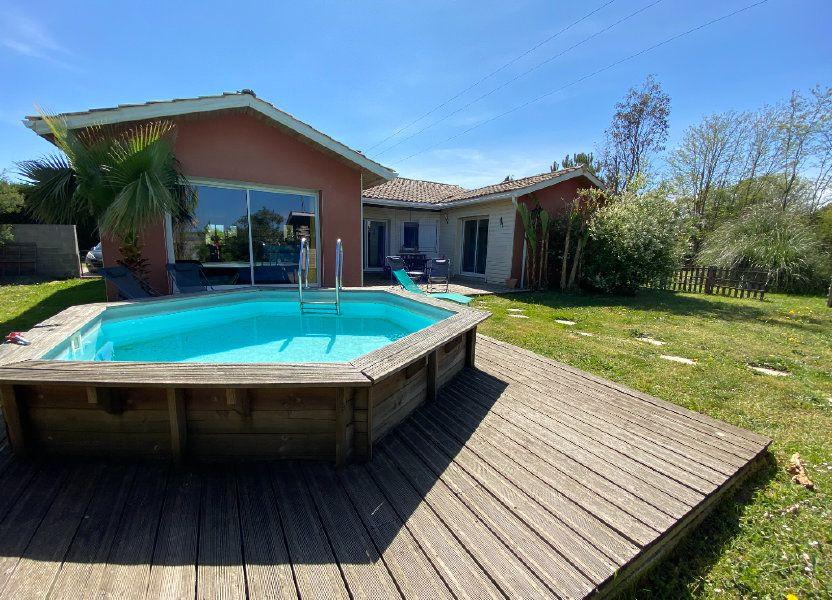 Maison à vendre 137m2 à Cassen