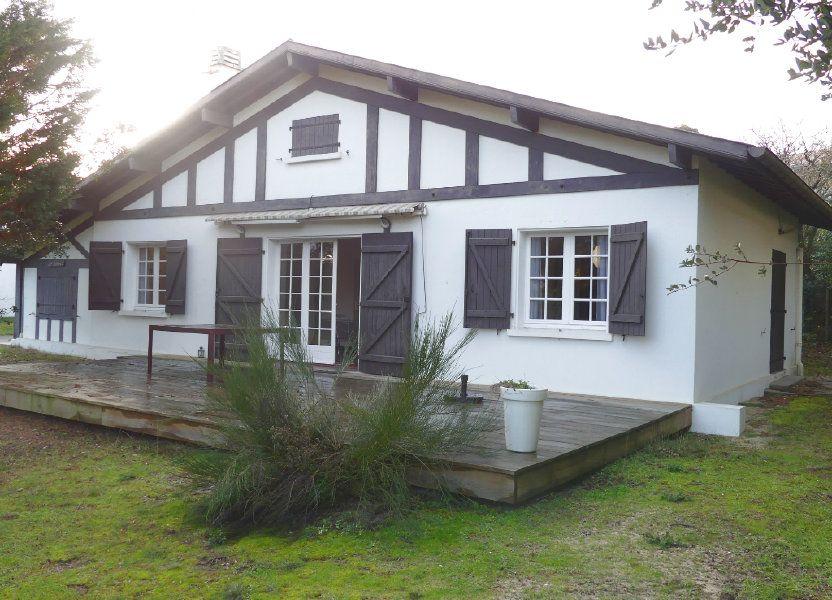 Maison à vendre 91m2 à Seignosse