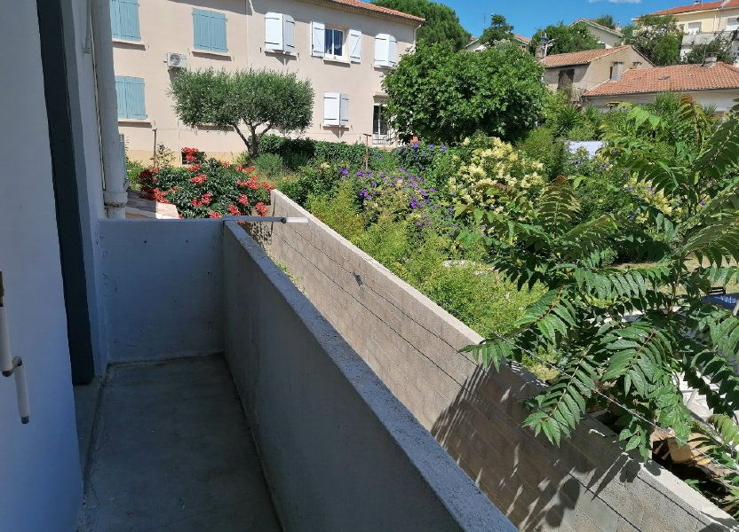 Appartement à louer 38.36m2 à Béziers