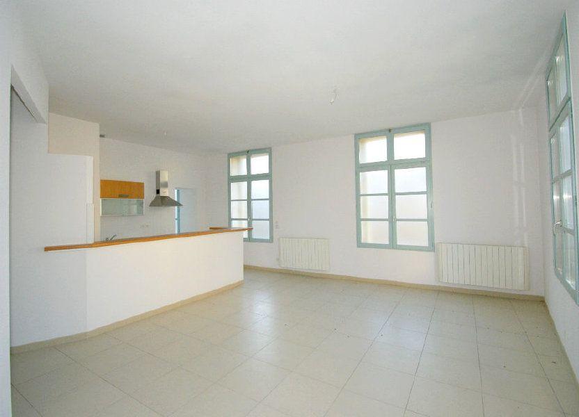 Appartement à louer 68.55m2 à Béziers