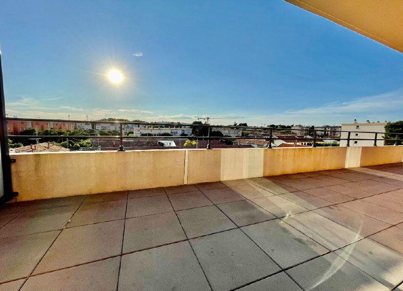 Appartement à vendre 58.9m2 à Montpellier
