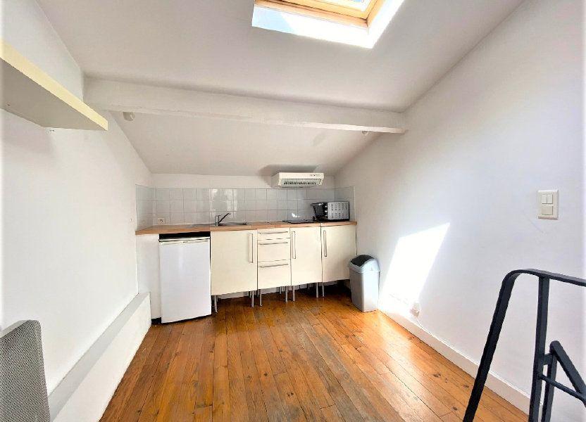 Appartement à louer 26m2 à Montpellier