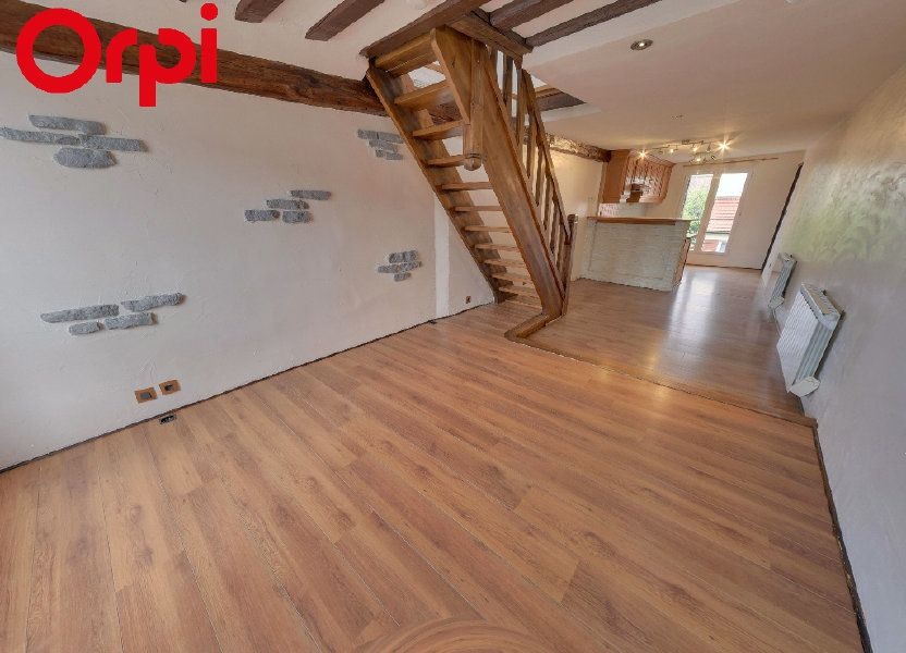 Appartement à vendre 50m2 à Nanteuil-le-Haudouin