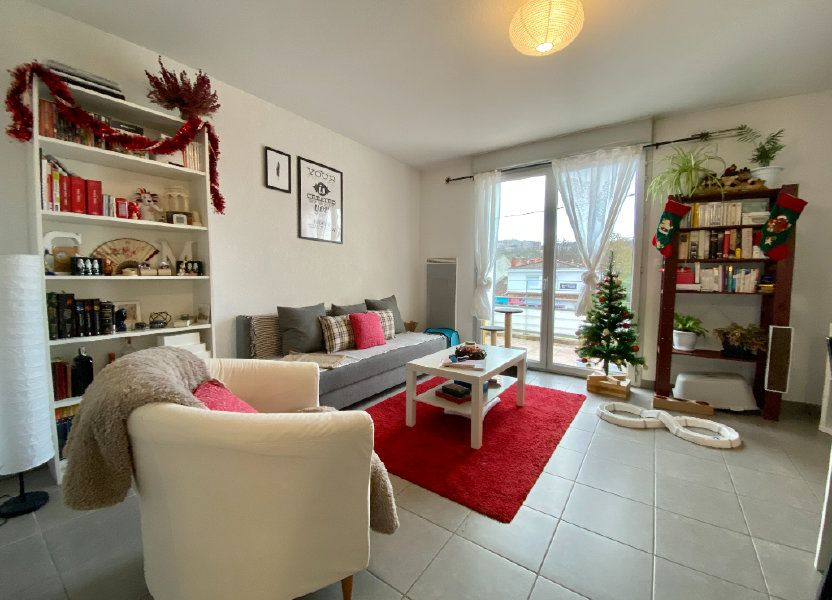 Appartement à vendre 53m2 à Toulouse