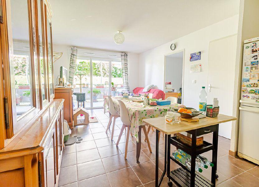 Appartement à vendre 57.67m2 à Tournefeuille