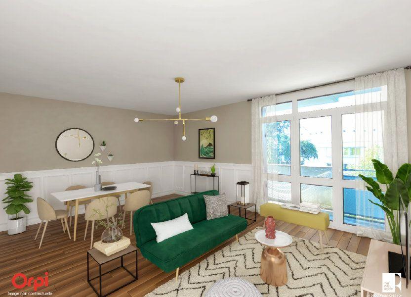 Appartement à vendre 92.27m2 à Toulouse