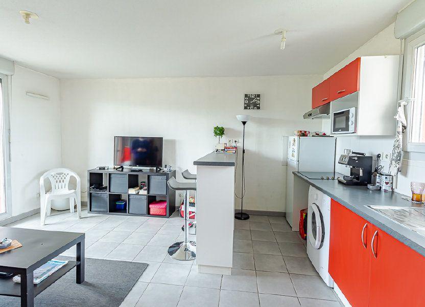 Appartement à vendre 53.7m2 à Toulouse