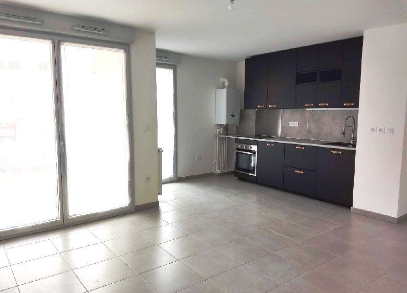 Appartement à louer 62m2 à Tournefeuille