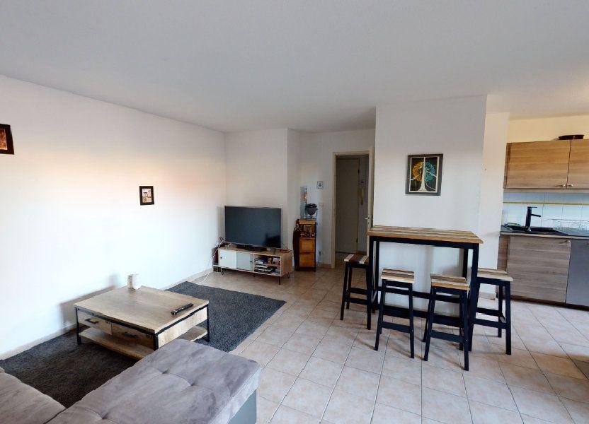 Appartement à louer 53m2 à Cugnaux