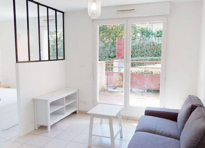 Appartement à louer 26.24m2 à Toulouse