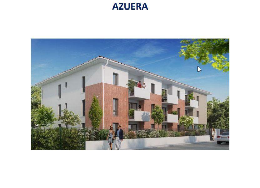 Appartement à vendre 63.51m2 à Toulouse
