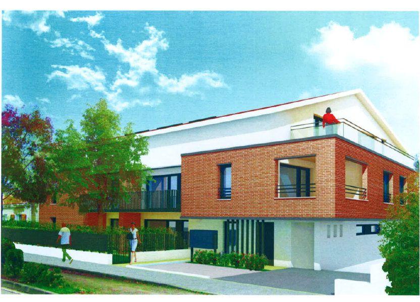 Appartement à vendre 65.31m2 à Toulouse
