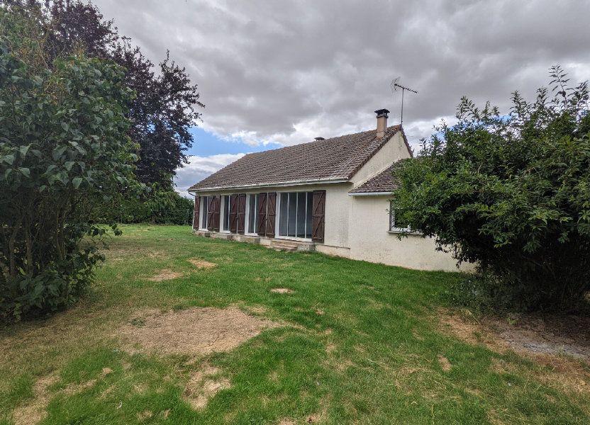 Maison à vendre 125m2 à Saint-André-de-l'Eure