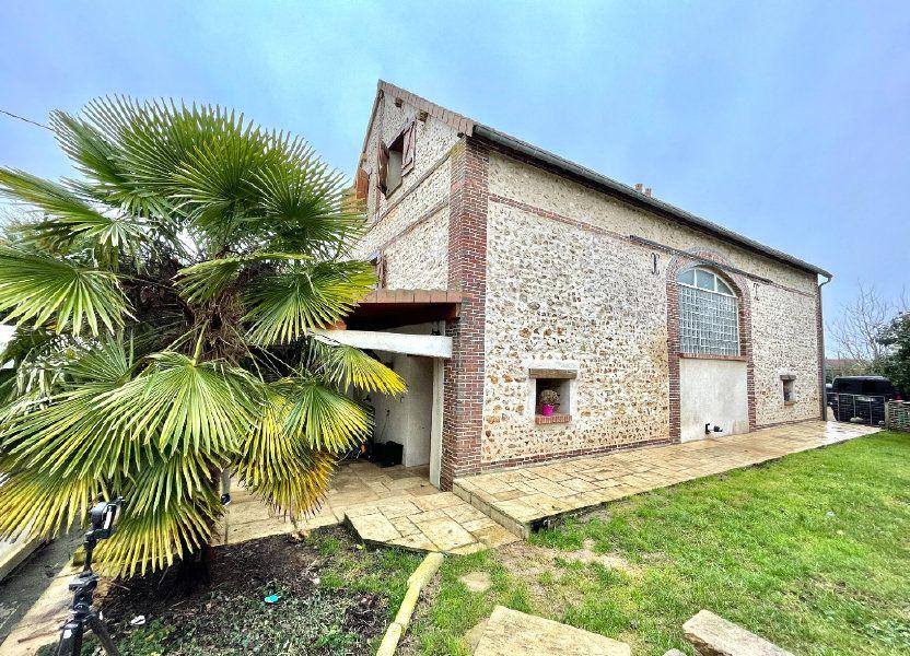 Maison à vendre 178m2 à Chavigny-Bailleul