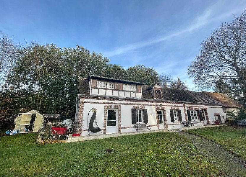 Maison à vendre 175m2 à Sylvains-les-Moulins