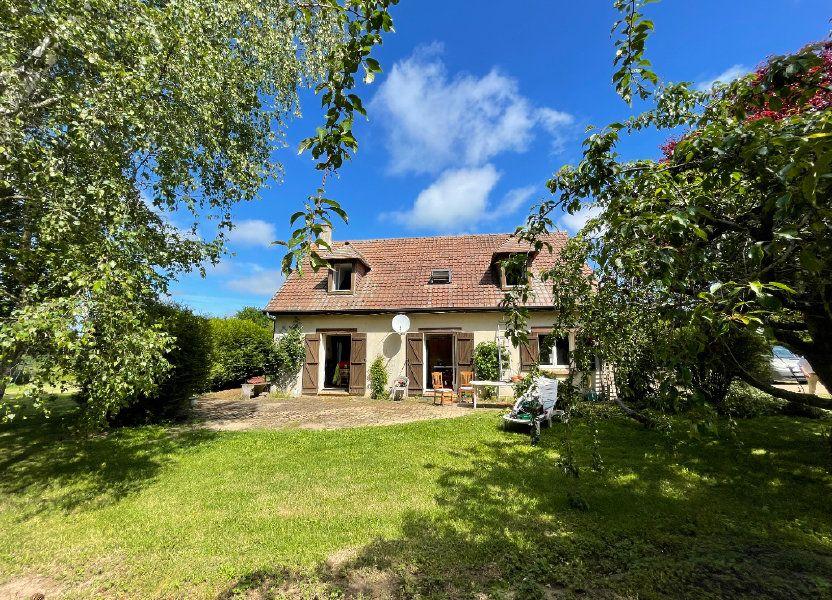Maison à vendre 137.84m2 à Conches-en-Ouche
