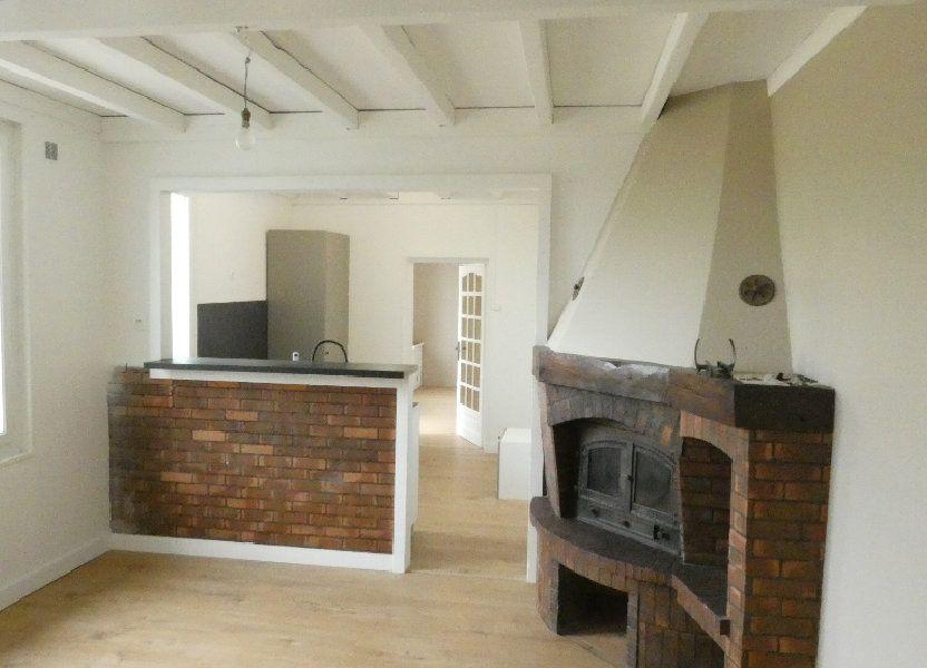 Maison à louer 68.5m2 à Saint-Genis-Laval
