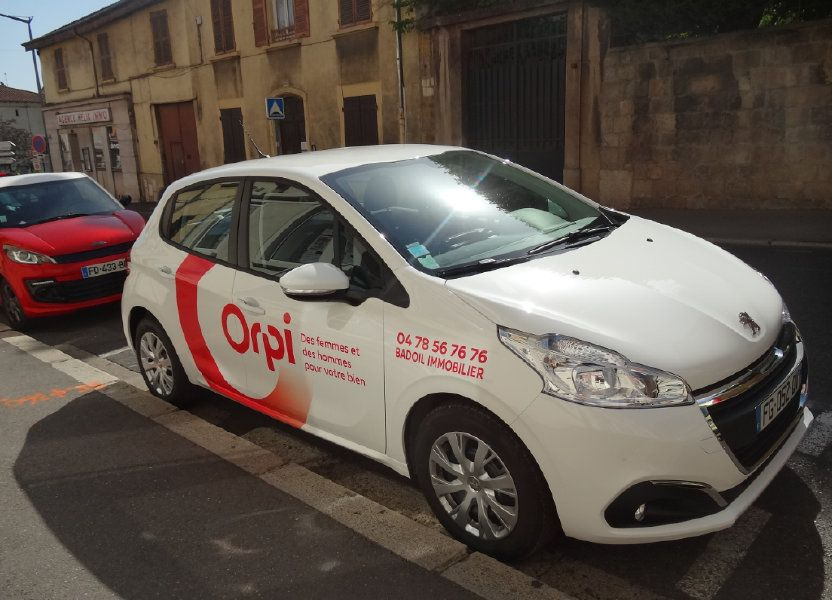 Stationnement à louer 0m2 à Sainte-Foy-lès-Lyon