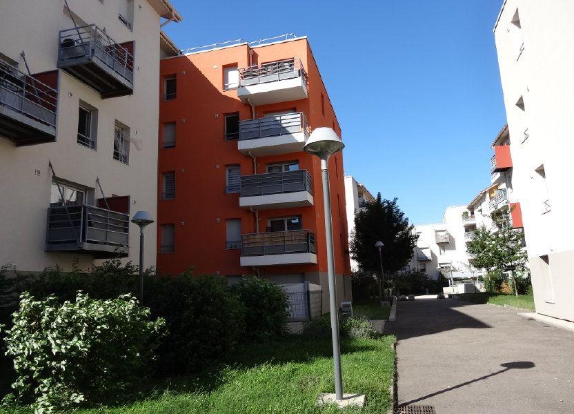 Appartement à louer 34.67m2 à Pierre-Bénite