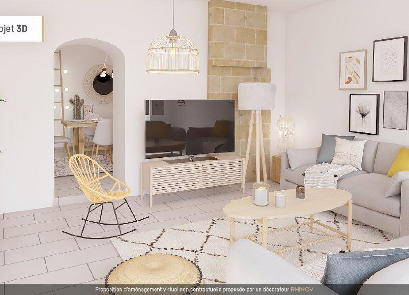 Appartement à louer 65.43m2 à Saint-Genis-Laval