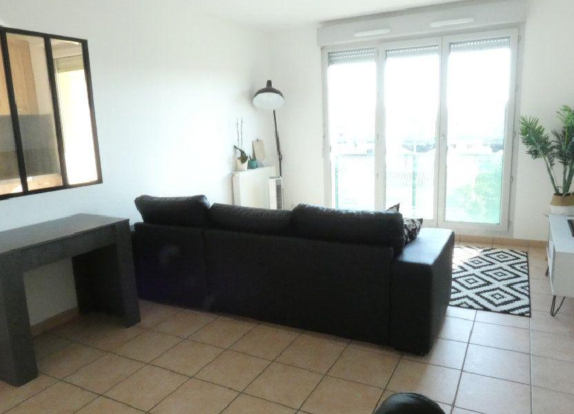 Appartement à louer 43.49m2 à Saint-Genis-Laval