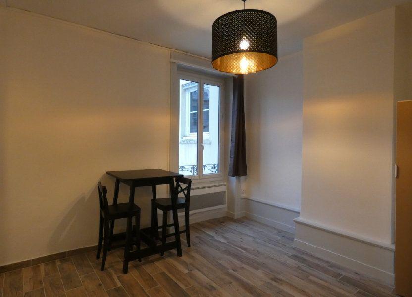 Appartement à louer 28.01m2 à Lyon 2