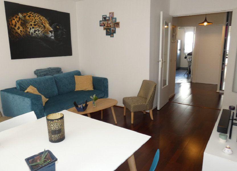 Appartement à louer 54.96m2 à Lyon 8
