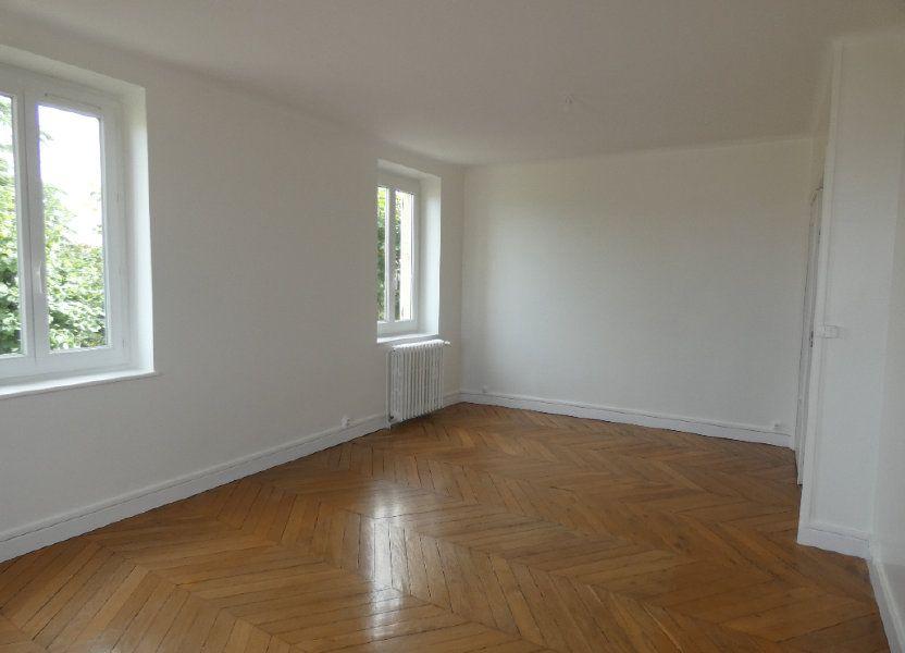 Maison à louer 148m2 à Saint-Genis-Laval