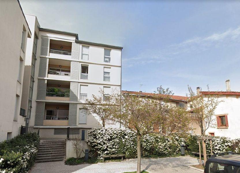 Appartement à louer 72.67m2 à Irigny