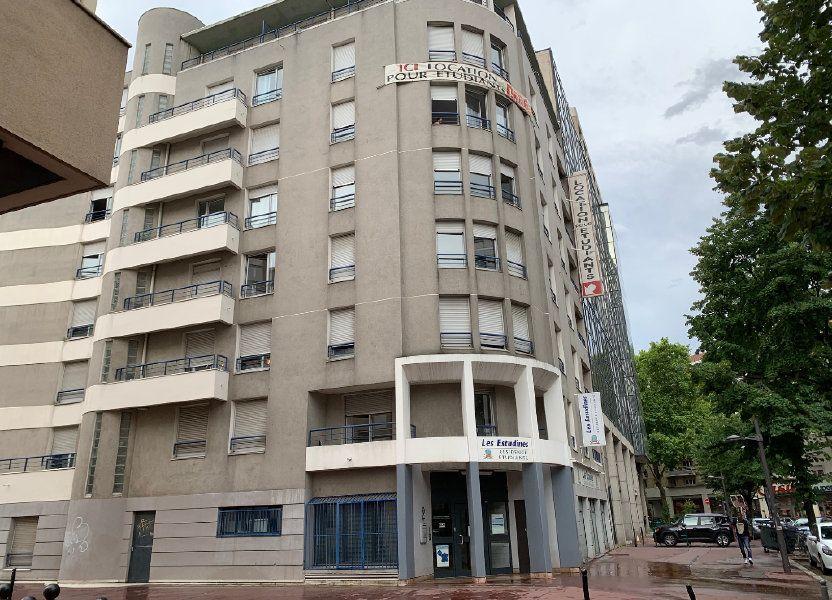 Appartement à vendre 20.6m2 à Lyon 3