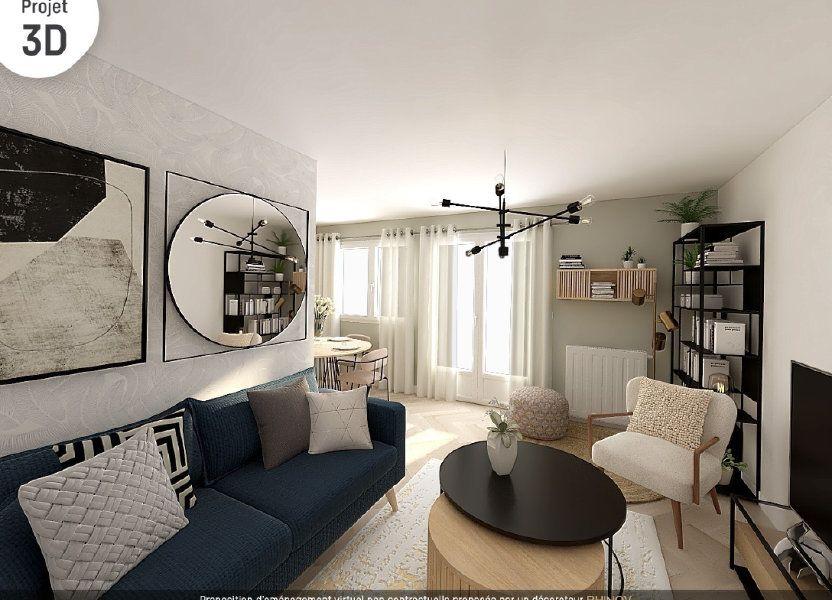 Appartement à vendre 68.7m2 à Rillieux-la-Pape