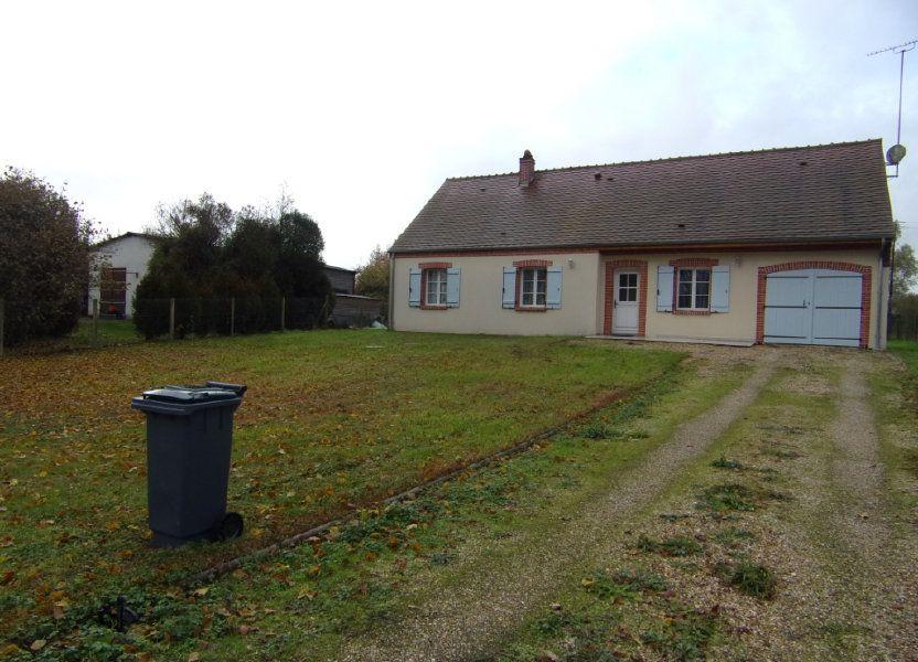 Maison à louer 85.32m2 à Coudroy