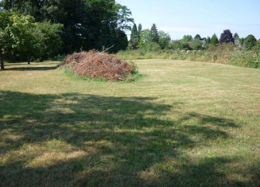 Terrain à vendre 3830m2 à Beauchamps-sur-Huillard
