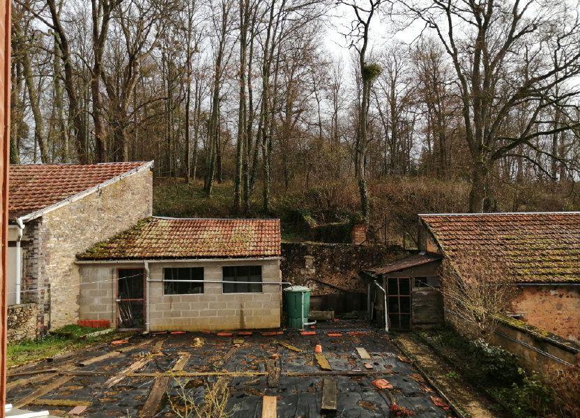 Maison à vendre 116m2 à Châtillon-Coligny