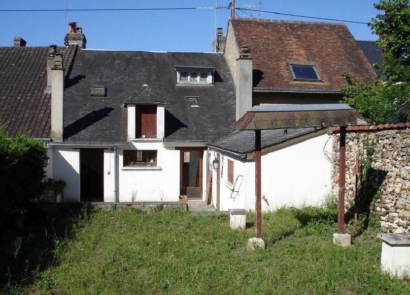 Maison à vendre 80m2 à Châtillon-Coligny