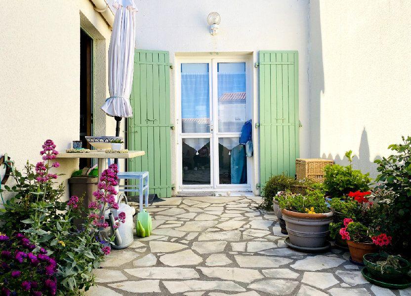 Maison à vendre 50m2 à Rivedoux-Plage