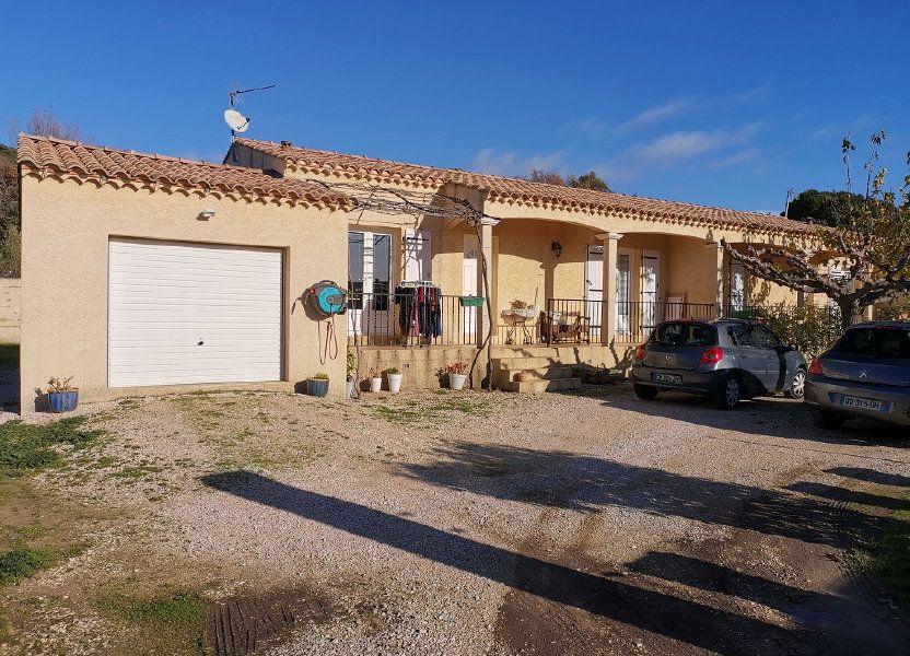 Maison à louer 81m2 à Rochefort-du-Gard