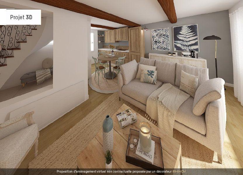 Maison à vendre 69m2 à Barbentane