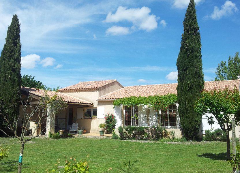 Maison à vendre 122m2 à Saint-Saturnin-lès-Avignon